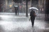 ردو البال/نشرة خاصة. أمطار رعدية قوية اليوم الجمعة قد تُسبب فيضانات بهذه المدن