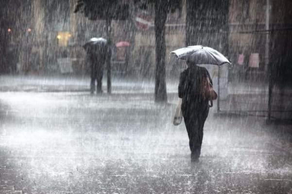 أمطار عاصفية ورعدية ورياح قوية مساء اليوم الاثنين وغداً الثلاثاء بمدن الشمال
