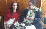 ملكية مزان بعد معانقتها للحرية : شكرا لموظفي وموظفات السجن