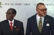 محمد السادس يُنهئ رئيس زيمبابوي الجديد ويدعو لتعزيز علاقات البلدين بعد الاطاحة بمُوغابي