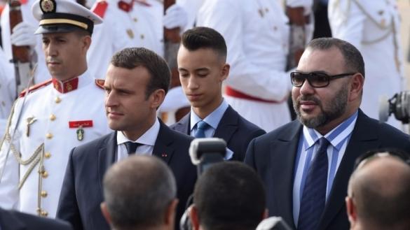 10 وزراء فرنسيون يزورون المغرب الأربعاء و ماكرون يعود نهاية العام
