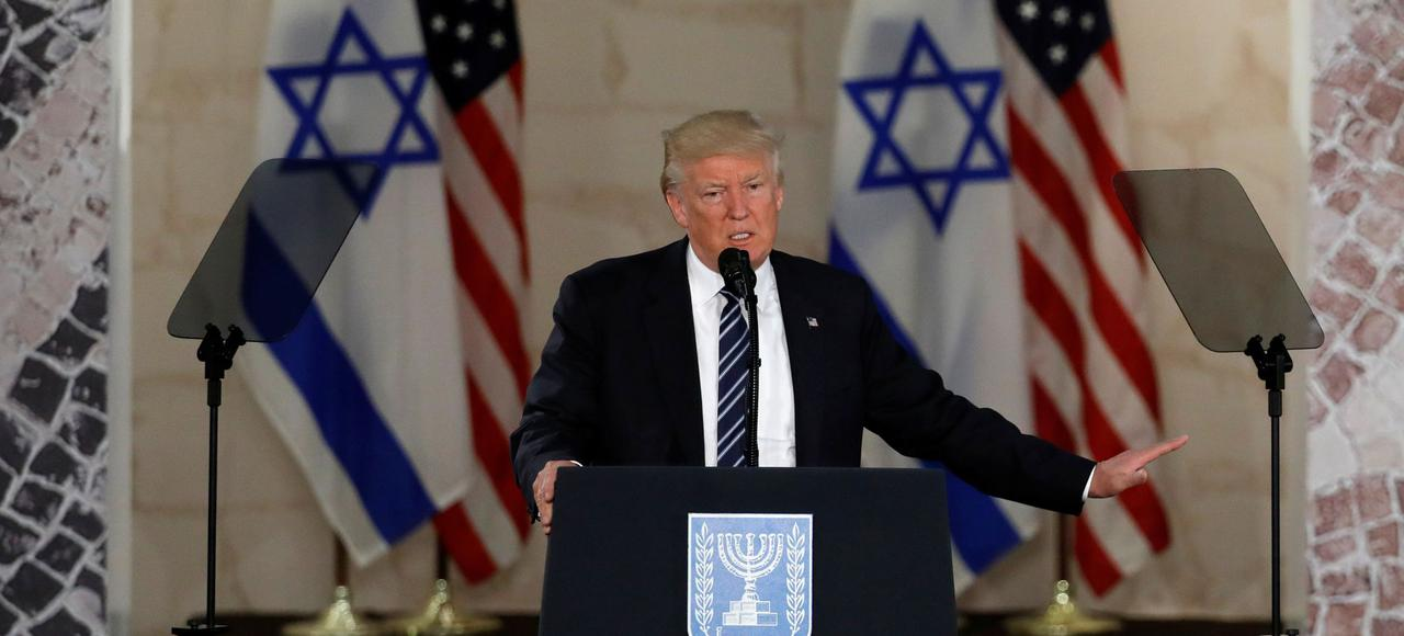 عاجل. ترامب يعلن رسمياً اعتراف أمريكا بالقدس عاصمةً لإسرائيل و نتانياهو يشكره