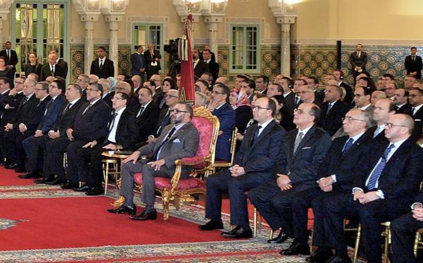 محمد السادس يشرف على إطلاق فعلي لقطب القنيطرة لصناعة سيارات 'بوجو سيتروين'