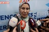 فيديو. نزهة الوافي تتحدث عن التغيرات المناخية وانخراط المغرب