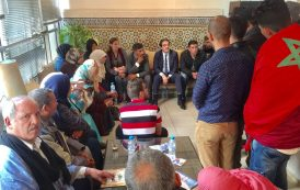وزارة الجالية تعلن عن عملية ترحيل ثالثة لمغاربة ليبيا
