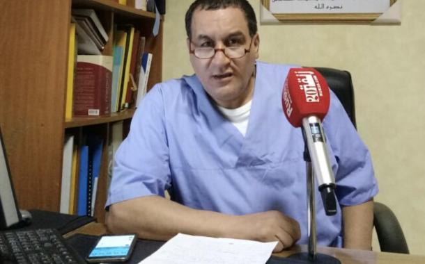 بالفيديو+18/حصري. شاهدوا تفاصيل عملية تكبير القضيب يجريها طبيب مغربي