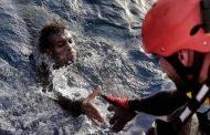 البحرية الملكية تنقذ 9 مهاجرين أفارقة من الغرق بمضيق جبل طارق