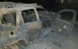 بالفيديو | مواجهات عنيفة بقرية الصيادين بالداخلة و إحراق 4 سيارات