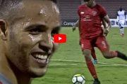 فيديو . يوسف العربي يسجل 6 أهداف في مباراة واحدة