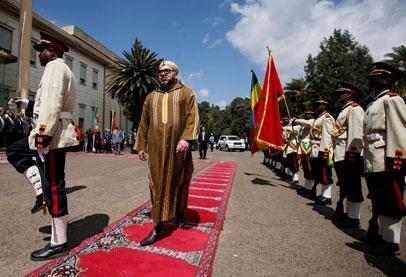هذه أغرب و أثمن الهدايا التي قدمها محمد السادس لرؤساء و ملوك دول العالم !