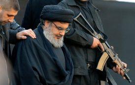 زعيم حزب الله يدعو إلى انتفاضة و إيقاف عملية السلام لمواجهة قرار ترامب