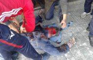 فيديو و صور | قتلى أغلبهم تلاميذ في حادث انهيار سور وسط الدار البيضاء