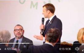 فيديو.الملك محمد السادس يحضر قمة المناخ 'الكوكب الواحد' بفرنسا إلى جانب ماكرون/بيل غيتس/أرنولد شوارزينغر