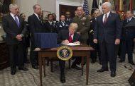 ترامب يوقع أكبر ميزانية عسكرية للولايات المتحدة بـ700 مليار دولار