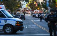 فيديو | انفجار في محطة حافلات بحي مانهاتن بنيويورك