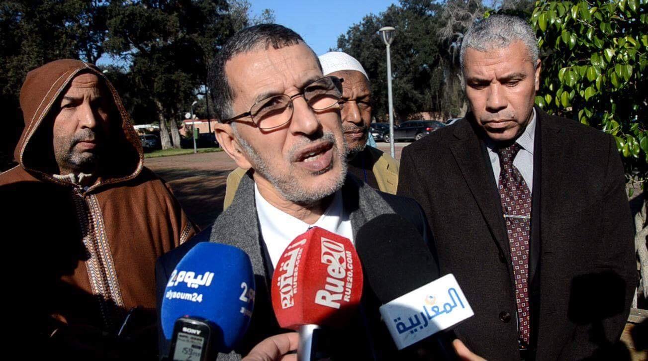 العثماني: 'البيجيدي حريص على تماسك الأغلبية وملتزم بالوفاء لتحالفاته'