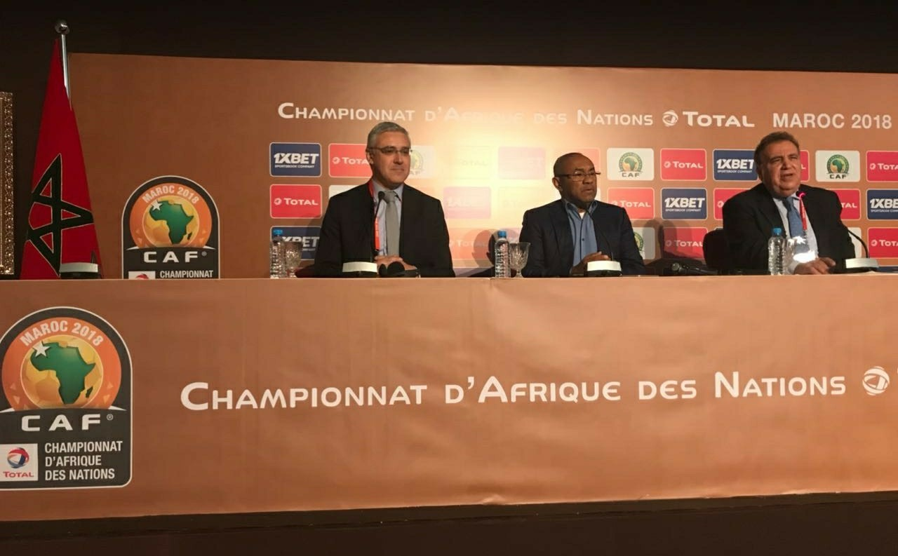 رئيس الكاف يُشيدُ بتوفير المغرب لكافة الظروف لاستقبال 23 دولة لتنظيم كأس أفريقيا للمحليين
