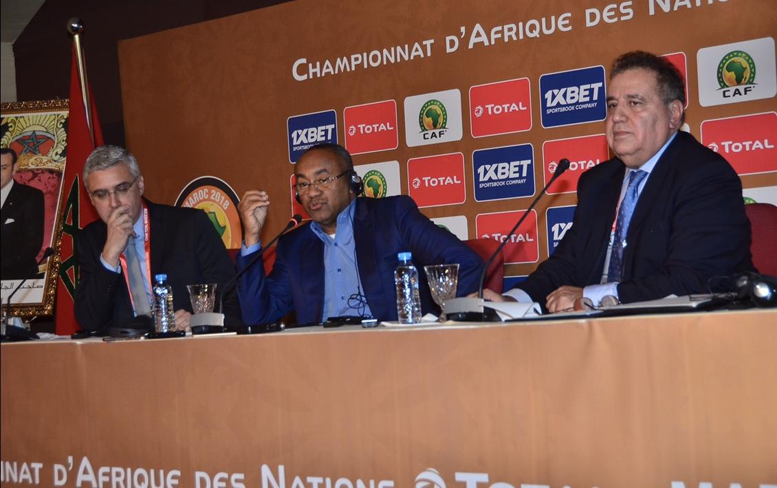 رئيس 'الكاف' من الدارالبيضاء: 'المغرب قادرٌ على تنظيم المونديال وأفريقيا كلها تدعم بقوة ملف ترشحه