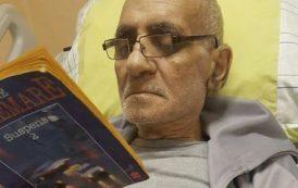 عبد الرؤوف يستعيد عافيته و يقبل على الصلاة و القراءة !