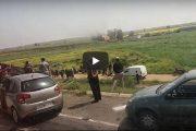فيديو . مصرع شخصين وإصابة 4 آخرين في حادثة سير مميتة ضواحي أكادير