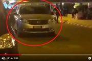 فيديو . مسؤولة بالمجلس الإقليمي لآسفي تعرقل السير بسيارة الدولة !