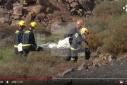 فيديو . انتشال جثث 7 مهاجرين مغاربة غرقوا بعدما حاولوا الوصول لجزر الكناري