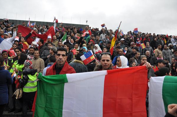 """يهم المهاجرين المغاربة/ رئيس الحكومة الإيطالية يعد بمراجعة """"قانون سالفيني"""" الخاص بالهجرة !"""