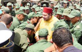 الملك محمد السادس يتكفل بتطبيب مسؤول عسكري كبير بعدما طاله النسيان