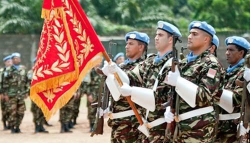 مصدر . المغرب نشر 60 ألف جندي في إفريقيا لحفظ السلام