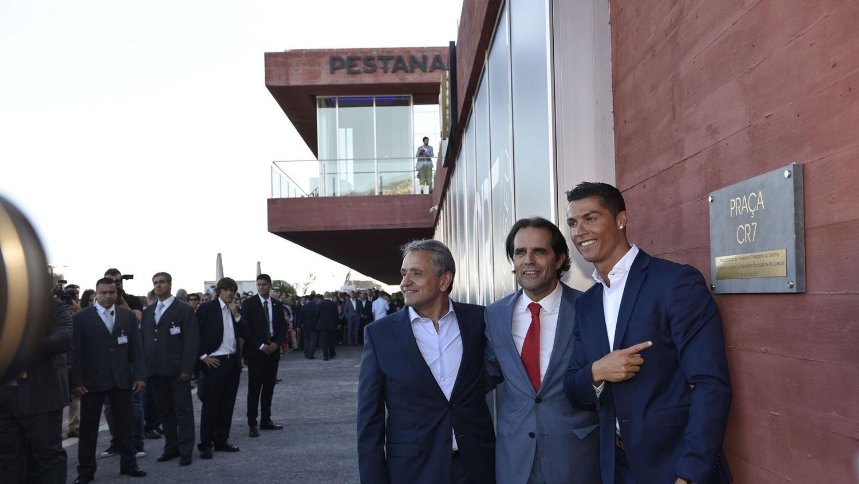 فيديو/ رونالدو يستعد لافتتاح فندق فخم في مراكش !