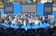 فيديو. 'عندو الزين عندو الحمام' في المؤتمر الجهوي لحزب 'الحمامة' بأكادير