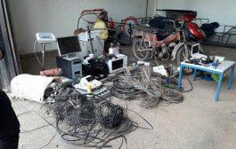 توقيف عناصر عصابة إجرامية بأكليم ضواحي بركان نفذوا أكثر من 20 عملية سرقة