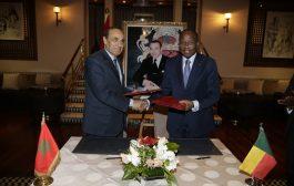 الدبلوماسية البرلمانية. توقيع إتفاقية للتعاون البرلماني بين المغرب والبنين