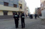 صور | إخلاء منازل بجرسيف بعد ظهور شقوق فيها و استنفار كبير وسط الأمن و الوقاية المدنية