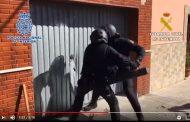 فيديو | الأمن الإسباني يعتقل 16 شخصاً و يحجز 4 أطنان من المخدرات قادمة من المغرب