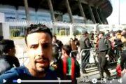 فيديو | فوضى عارمة بمدخل مركب الرباط قبل انطلاق الكلاسيكو بين الجيش و الرجاء
