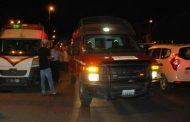 حادثة سير مروعة بشيشاوة ترسل شخصان إلى المستعجلات