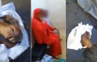 فيديو | بوليس محطة إنزكان حصلو سيدة هازا سحر مخدوم في فم عجل !