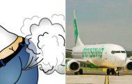 هبوط اضطراري لطائرة بسبب إطلاق مسافرٍ لـ'الريح'