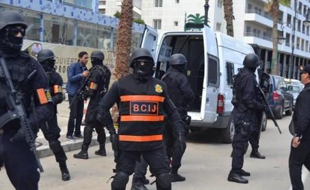 اعتقال فرنسيين و جزائري بسلا متورطين في تمويل 'داعش' لتنفيذ عمليات إرهابية !