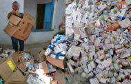 مركز حقوقي يراسل مجلس جطو لافتحاص مندوبية الصحة بمراكش بعد ضياع الملايير في فضيحة إتلاف 6 أطنان من الأدوية