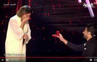 فيديو | المغني المصري 'حماقي' يتقدم لخطبة مغربية مشاركة في برنامج