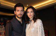 الفنان التركي مراد يلدريم وزوجته المغربية إيمان الباني ينتظران حدثاً سعيداً !