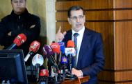 فيديو/ العثماني: 'ليس هناك حكومة برأسين، وأنا هو الرئيس لي عينو الملك'