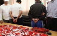 توقيف 523 شخصاً بوجدة في ظرف يومين .. و التهم : ترويج المخدرات و السرقة !