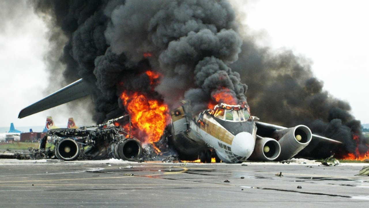 مقتل مغاربة في تحطم الطائرة الإثيوبية !