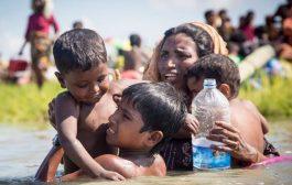 البحرية الملكية تنقذ مهاجرين من الروهينغا من الغرق بسواحل طنجة بعد فرارهم من الإضطهاد