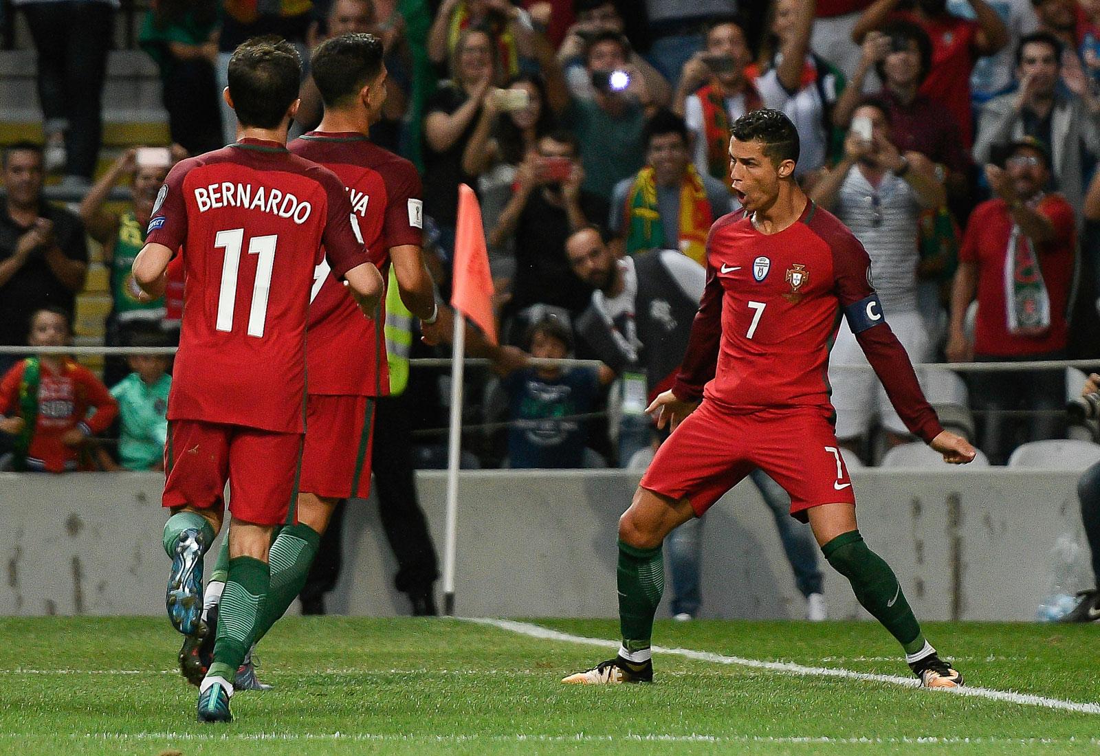 مدرب البرتغال يستبعد ثنائي برشلونة من مواجهة أسود الأطلس في مونديال روسيا !