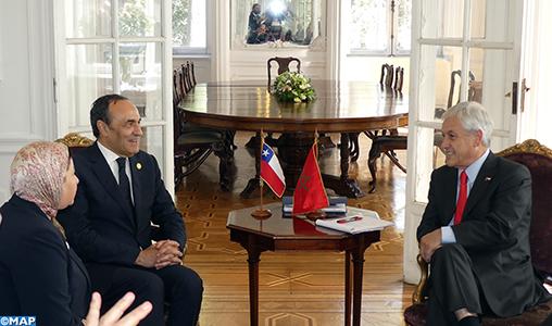 تطور لافت للعلاقات المغربية الشيلية والمالكي يدعو لشراكة أقوى مع دول أمريكا الللاتينية