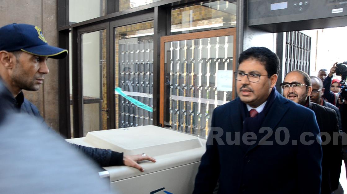 برلمانيون و محامون بيجيديون يهبون لنصرة حامي الدين بعد قرار قاضي التحقيق متابعته بتهمة قتل 'آيت الجيد' !